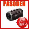 【代引・送料無料】SONY デジタルHDビデオカメラレコーダー Handycam CX675 ボルドーブラウン [HDR-CX675/T]