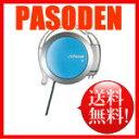 【送料無料】JVCケンウッド アームレスヘッドホンダブルコード巻き取りモデル(シルバー&ブルー) [HP-AL302-SA]