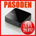 【即納】【送料無料】エレコム Bluetooth オーディオレシーバーBOX ブラック LBT-AVWAR500 [LBT-AVWAR500]