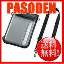 【送料無料】サンワサプライ ショルダーベルト付き7?8型タブレットPCケース(耐衝撃・防塵・防滴タイプ) [PDA-TAB8N]