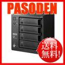 【代引・送料無料】アイ・オー・データ機器 WD RED採用 USB/eSATA両対応 RAID機能搭載NAS専用バックアップハードディスク 8.0TB RHD4-UX8.0RW [RHD4-UX8.0RW]
