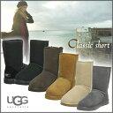 送料無料/Classic Short Women's【UGG AUSTRALIA】楽天 激安 セール レディース 靴 新作 ムートンブーツ取扱2010年入荷分販売中!Classic Short Women's【UGG AUSTRALIA】(アグ)シープスキンショートブーツmelissa/メリッサ・crocs/クロックス・MINNETONKA(ミネトンカ)・EMU(エミュ)レインブーツ・KITSON/キットソン取扱アイテムも販売中♪【マラソンP05】