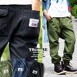 【全国一律送料324円】 TOneontoNE [トーン] リブパンツ イージーパンツ 立体ポケットデザイン ジョグパンツ ジョガーパンツ ピグメントコットン ウエストリブ メンズ レディース