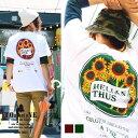 【全国一律送料324円】 TOneontoNE [トーン] Tシャツ TEE 半袖 クルーネック プリント 綿100% メンズ レディース カジュアル コットン...
