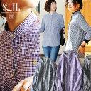 【B-対象無料トップス】【送料無料】SAIL[セイル]日本製 長袖 シャツ バンドカラー ギ