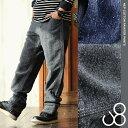 【いい夫婦 割引対象外】【JBセール】【送料無料】 Johnbull [ジョンブル] ワークパンツ ペインターパンツ ネップコットン ネップコットンストレッチ 日本製 ストレート ネイビー チャコール 女性用 レディースパンツ(当店負担 裾上げ無料サービス)