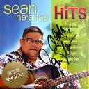 【直筆サイン入り】【ハワイアン CD】 Sean Na'auao Hot Hits / Sean Na'auao (ショーン・ナアウアオ・ホット・ヒッツ/ショーン・ナアウアオ) 【メール便可】[輸入盤]
