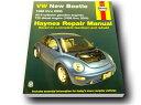 Haynes ヘインズ リペアマニュアル、整備書(英語版)、分解図、配線図、部品図/フォルクスワーゲン、VW・ニュービートル