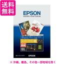 ★お買い物マラソン中はポイント最大24.5倍!!★EPSON スーパーファイン紙 写真用紙 KA3N100SFR
