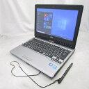 送料無料 中古パソコン プレミアムノート FUJITSU LIFEBOOK T734/H /13インチ/Windows10/Core i5/メモリ8GB/新品SSD256GB/Webカメラ/タッチパネル/