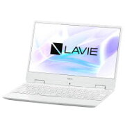 NEC(エヌイーシー) NM550/MAW PC-NM550MAW パールホワイト LAVIE Note Mobile