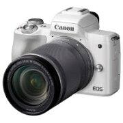 CANON(キヤノン) EOS Kiss M EF-M18-150 IS STM レンズキット ホワイト