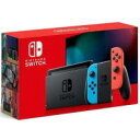 ニンテンドウ (HAD-S-KABAA)Nintendo Switch ネオンブルー/ネオンレッド