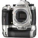 PENTAX(ペンタックス) PENTAX K-3 Mark III Silver Premium Kit