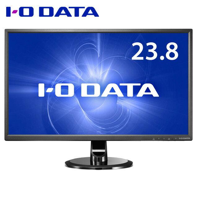 【在庫目安:あり】【送料無料】IODATA EX-LD2381DB 「3年保証」広視野角ADSパネル採用 23.8型ワイド液晶ディスプレイ