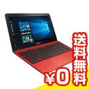 ASUS ノートパソコン X205TABRED (PC)