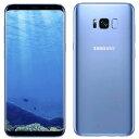 SIMフリー 未使用 Samsung Galaxy S8 Plus Dual-SIM SM-G9550【128GB Blue Coral 香港版 SIMフリー】【当社6ヶ月保証】 スマホ 中古 本体 送料無料【中古】 【 パソコン&白ロムのイオシス 】