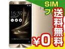 SIMフリー ASUS ZenFone3 Deluxe Dual SIM ZS550KL 64GB Gold【国内版 SIMフリー】[中古Bランク]【当社1ヶ月間保証】 スマホ 中古 本体 送料無料【中古】 【 中古スマホとタブレット販売のイオシス 】