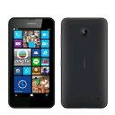 SIMフリー Nokia Lumia 636 LTE (RM-1027) 8GB BLACK【海外版 SIMフリー】[中古Bランク]【当社1ヶ月間保証】 スマホ 中古 本体 送料無料【中古】 【 中古スマホとタブレット販売のイオシス 】
