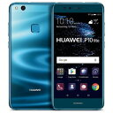 SIMフリー Huawei P10 lite WAS-LX2J Sapphire Blue【国内版 SIMフリー】[中古Aランク]【当社1ヶ月間保証】 スマホ 中古 本体 送料無料【中古】 【 中古スマホとタブレット販売のイオシス 】
