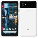 SIMフリー Google Pixel2 XL G011C [Black and White 128GB 海外版 SIMフリー][中古Aランク]【当社3ヶ月間保証】 スマホ 中古 本体 送料無料【中古】 【 中古スマホとタブレット販売のイオシス 】
