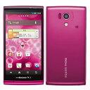 白ロム docomo AQUOS PHONE SH-01E Pink[中古Aランク]【当社1ヶ月間保証】 スマホ 中古 本体 送料無料【中古】 【 中古スマホとタブレット販売のイオシス 】