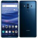 SIMフリー 未使用 Huawei Mate 10 Pro BLA-L29 Midnight Blue【楽天版SIMフリー】【当社6ヶ月保証】 スマホ 中古 本体 送料無料【中古】 【 中古スマホとタブレット販売のイオシス 】