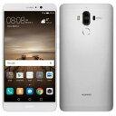 SIMフリー 未使用 Huawei Mate 9 MHA-L29 Moonlight Silver【楽天版 SIMフリー】【当社6ヶ月保証】 スマホ 中古 本体 送料無料【中古】 【 中古スマホとタブレット販売のイオシス 】