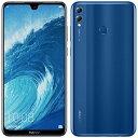 SIM�ե Huawei honor 8X Max Dual-SIM��Blue 4GB 128GB ����� SIM�ե��[���A���]������3������ݾڡ� ���ޥ� ��� ���� ����̵������š� �� ��ť��ޥۤȥ��֥�å�����Υ������� ��