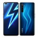 Realme 6 Pro Dual-SIM RMX2063 [Lightning Blue 8GB 128GB 海外版 SIMフリー] OPPO 当社3ヶ月間保証 中古 【 中古スマホとタブレット販売のイオシス 】