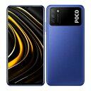 Xiaomi POCO M3 Dual-SIM [Cool Blue 4GB 128GB 海外版 SIMフリー] Xiaomi (小米) 当社6ヶ月保証 未使用 【 中古スマホとタブレット販売のイオシス 】