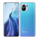 Xiaomi Mi11 5G Special Edition Blue【RAM8GB/ROM256GB 海外版SIMフリー】 Xiaomi (小米) 当社6ヶ月保証 未使用 【 中古スマホとタブレット販売のイオシス 】