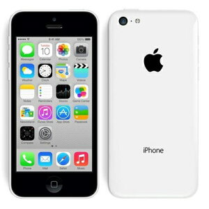 AppleauiPhone5cWhite16GB[ME541J/A]