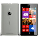 SIMフリー Nokia Lumia 925 Grey [海外版 SIMフリー] [中古Bランク]【当社1ヶ月間保証】 スマホ 中古 本体 送料無料【中古】 【 中古スマホとタブレット販売のイオシス 】