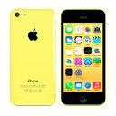 白ロム au 未使用 iPhone5c Yellow 32GB (MF150J/A)【当社6ヶ月保証】 スマホ 中古 本体 送料無料【中古】 【 パソコン&白ロムのイオシス 】