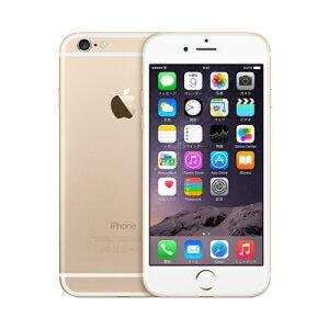 AppleauiPhone6A1586(MG492J/A)16GBゴールド