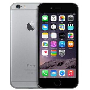 AppledocomoiPhone6A1586(MG472J/A)16GBスペースグレイ