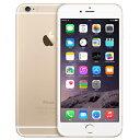 白ロム docomo 未使用 iPhone6 Plus 16GB A1524 (MGAA2J/A) ゴールド【当社6ヶ月保証】 スマホ 中古 本体 送料無料【中古】 【 パソコン&白ロムのイオシス 】