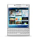 SIMフリー BlackBerry Passport SQW100-1 (RGY181LW) Pure White【海外版 SIMフリー】[中古Aランク]【当社1ヶ月間保証】 スマホ 中古 本体 送料無料【中古】 【 パソコン&白ロムのイオシス 】