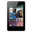 Google Nexus 7 Black 16GB (2012) 【Wi-Fiモデル】 中古Cランク 【当社3ヶ月間保証】 タブレット 中古 本体 送料無料【中古】 【 中古スマホとタブレット販売のイオシス 】