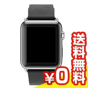 AppleAppleWatch42mm(MJ3X2J/A)【ステンレススチール/ブラッククラシックバックル】