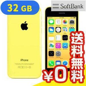 AppleSoftBankiPhone5cYellow32GB[MF150J/A]