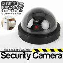 ダミードーム型セキュリティーカメラ(安価で効果的な防犯対策に