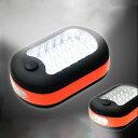 万能型27灯LEDライト(置く、吊るす、マグネットでくっつけ...