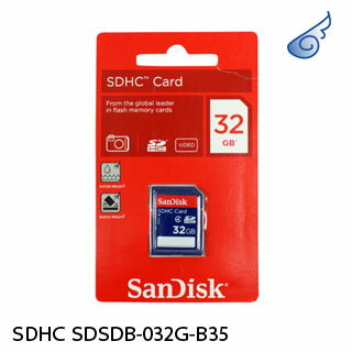 SDHC SDSDB-032G-B35(サンディスク・32GB SDHCカード・Class4・海外パッケージ)