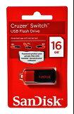 USB SDCZ52-016G-B35(SanDisk Cruzer Switch����åפ��ʤ��ʤ�ʤ�USB���ꡦ16GB)