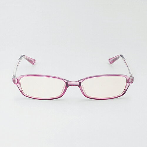エレコム ブルーライトカットPCメガネ UVカット対応