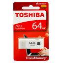 東芝製・高速64GB【USBメモリTHN-U301W0640...