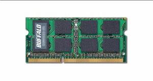 [バルク品]各社ノートPC増設用メモリPC2-6400 S.O.DIMM 相性よいブランドBUFFALO製MV-D2/N800-2G D2/N800-2G/E D2/N800-2GノートPC用2GBメモリ[代引不可]