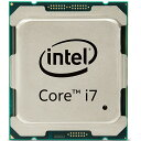中古CPU プロセッサー Core i7 6800K SR2PD @ 3.4GHz FCLGA2011-3 ネコポス発送
